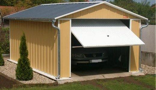 Как да изберем подходящата гаражна врата?